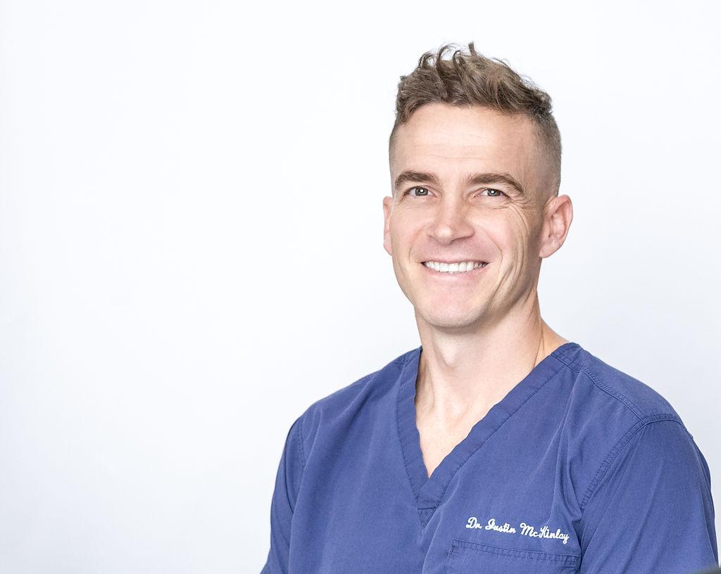 Meet Dr. Justin McKinlay
